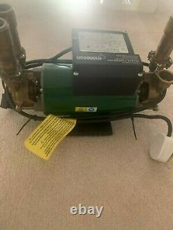 Stuart Turner Monsoon 3 Bar shower pump x 2 Spares Or Repair