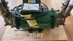 Stuart Turner Monsoon 4.0 BAR Twin Booster Pump, in box never used