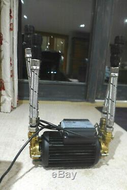 Stuart Turner Monsoon 4.5 bar twin positive pressure pump