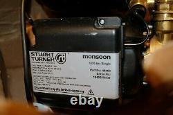 Stuart Turner Monsoon U2bar single shower pump Excellent condition