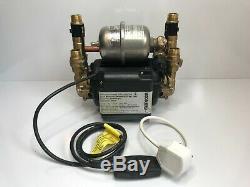Stuart Turner Monsoon Universal 3.0 Bar Twin Negative Shower Pump U3.0 46410
