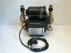 Stuart Turner Monsoon Universal U2.0 Bar Twin Shower Pump 46480