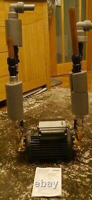 Stuart Turner Monsoon standard 4.00 bar twin shower pump