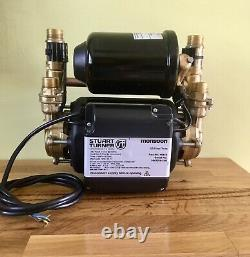 Stuart Turner Monsoon twin shower pump Universal 3.0 Bar 46410