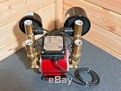 Superb Grundfos 1.5 Bar Negative Twin Shower Pump Stn 1.5b & Warranty