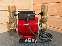 Superb Grundfos 2 Bar Positive Twin Shower Pump Stp 2.0 Amazon & Warranty