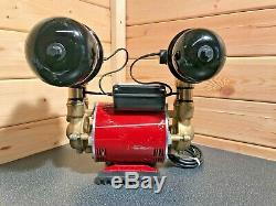 Superb Grundfos 3 Bar Negative Twin Shower Pump Stn 3.0b & Warranty