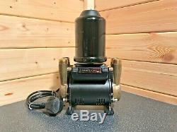 Superb Salamander Ct20tu 2.0 Bar Universal Twin Shower Pump & Hoses & Warranty