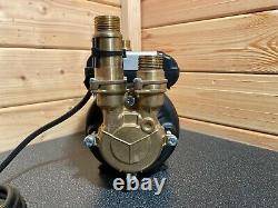 Superb Stuart Turner Monsoon 1.5 Bar Twin Standard Shower Pump Positive 46506 3