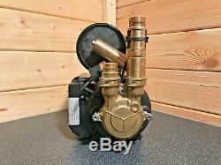 Superb Stuart Turner Monsoon 1.5 Bar Twin Universal Shower Pump Negative 46505
