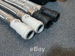 Superb Stuart Turner Monsoon 2.0 Bar Twin Universal Shower Pump Negative 46480