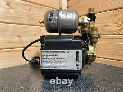 Superb Stuart Turner Monsoon 2.5 Bar Single Universal Shower Pump Negative 46413