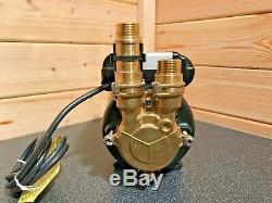Superb Stuart Turner Monsoon 2.5 Bar Twin Standard Shower Pump Positive 46416 3