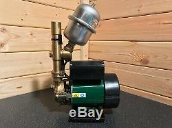 Superb Stuart Turner Monsoon 2 Bar Single Negative Shower Pump 46344