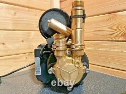 Superb Stuart Turner Monsoon 2 Bar Single Universal Shower Pump Negative 46498