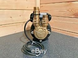 Superb Stuart Turner Monsoon 3.0 Bar Twin Standard Shower Pump Positive 46416 3