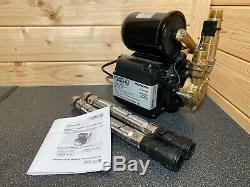 Superb Stuart Turner Monsoon 3 Bar Single Universal Shower Pump Negative 46413