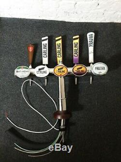 T Bar Beer Pump 5 Tap (861p)