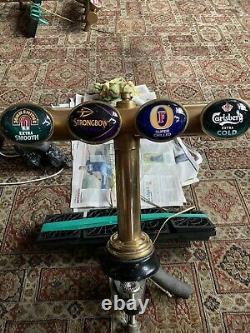 T bar beer pump