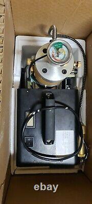 TOPQSC 300BAR 30MPA 4500PSI High pressure air pump Electric air compressor, PCP