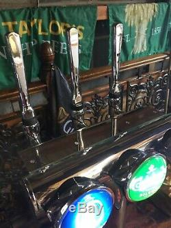 Three Out Porta Boxa T-Bar, Beer Font, Tap, Home Bar, Pub, Man cave
