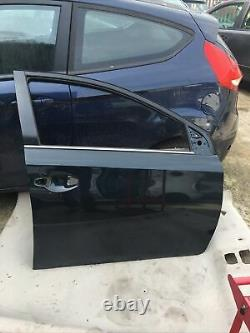 Toyota Auris 2014 Mk2 Driver Right Offside Front Bare Door Grey 1h2 2013-2017