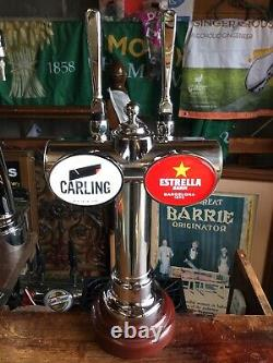 Two Out Angram Beer Font/Tap, Home Bar, Pub, Man cave