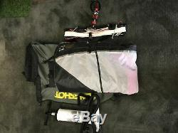 Used 12m Rally with bar and lines and pump Complete kit