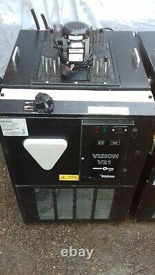 Vision V21 Beer Cooler 10 Line Water Cooled Chiller Pub Pump Man Cave Home Bar